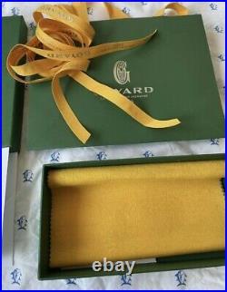 100% Auth GOYARD Sesame Key Chain Holder Brand New (Beverly Hills) box & papers