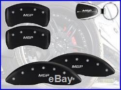 2006-2010 for Infiniti M35 Logo Black Brake Caliper Covers Front Rear & Keychain
