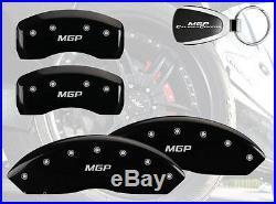 2009-2013 for Infiniti FX35 Logo Black Brake Caliper Cover Front Rear & Keychain