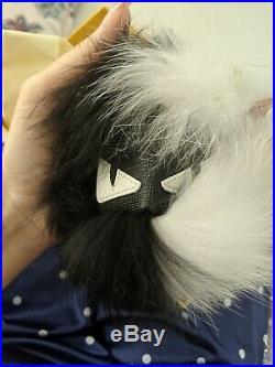 650$ Fendi Fur Monster Key Ring