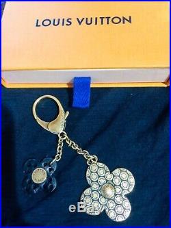 A CLASSIC COLLECTORs MUST-HAVE CHARM LOUIS VUITTON LV Key Chain Bag Charm