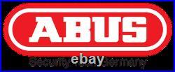 Abus Hardened Steel Chain -12KS120BLK 120cm Length Lasso Style Chain-Free Post