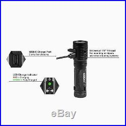 Acebeam EC65 USB-C Rechargeable LED Flashlight 4000 Lumens + Keychain Light