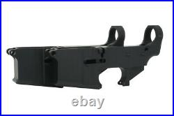 Always Armed 80% Lower Receiver 2 Pack Black Anodized