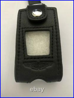 Aston Martin Crystal Key Case Chain Bag Black Color
