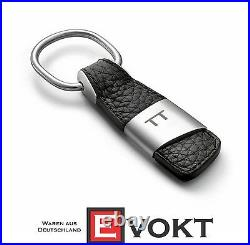 Audi TT Leather Key Chain Cowhide Key Ring 3181400209 Best Gift