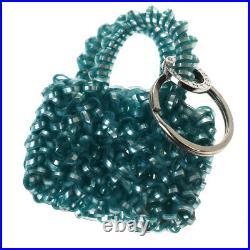 Auth Hermes ANTEPRIMA PRADA MARC BY MARC JACOBS Bag Charm Necklace 4 Set 06FB540