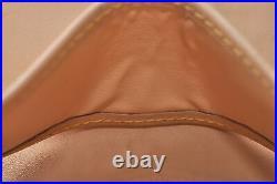 Auth Louis Vuitton Monogram Multicolor Multicles 4 Black Key Case Purse A9169