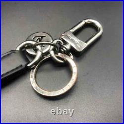 Auth Louis Vuitton Porte Cles Dragonne M61950 Key Ring Bag Charm Key Chain