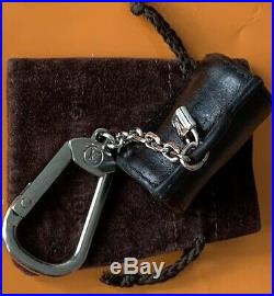 Authentic Collectible Louis Vuitton 2005 Special Speedy Black Key Chain Rare