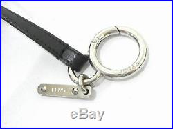 Authentic Fendi Fox Fur Monster Bag Bug Kooky Charm Key Ring Unused D1124