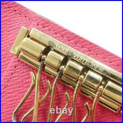 Authentic LOUIS VUITTON multi-color Key Case M93732 #270-003-485-3396