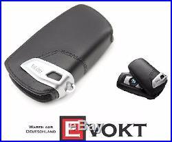 BMW Key Case black Key Case 1er 3er 5er 6er 7er X3 Leather Case 82292219911