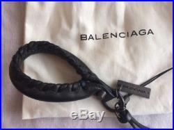Balenciaga Porte Telephone Leather Key Ringbrand New