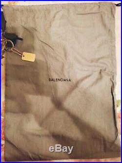 Black Balenciaga Triple S Size 45 (Mens US 11 no box) with key chain