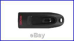 Brand New SanDisk Keychain 256 GB Ultra USB 3.0 Flash Drive