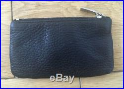 Burberry Studded Leather Key/Chain Purse
