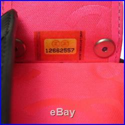 CHANEL key holder CAMBON LINE Calf