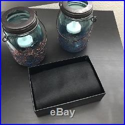 Chanel Black lambskin with silver hardware key holder/wallet/zip pouch