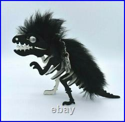 Coach Rexy LARGE T-Rex Dinosaur Keychain Key Fob Bag Charm MSRP $395 NEW