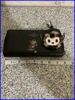 Coach X Gary Baseman Limited Edition tote / wallet / key chain set