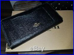 Coach purse, wallet and keychain set
