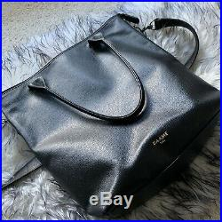 Daame Everest 13 Leather Tote with Keychain (Orig $465)