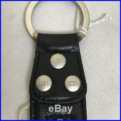 Dior Homme Hedi Slimane New Key Ring Keychain NIB