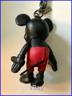 Disney X Coach Mickey Mouse Limited Edition Bag Charm 66511