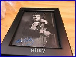 Elvis Presley Watch New Fossil Limited 655/2000 Jewelry Box & Key Chain Li2048