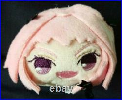 Fate Apocrypha PoteKoro Mascot Rider of Black Astolfo Plush Doll Key Chain ring