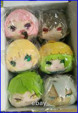 Fate/Apocrypha PoteKoro Mascot Rider of Black Astolfo Plush Doll Key Chain set