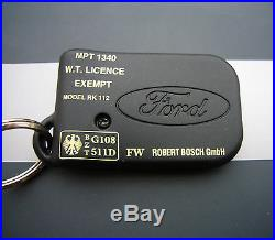 Ferrari Remote Control Key Fob Ring 360 F355 F1 550 Maranello 575 456 M GT GTA
