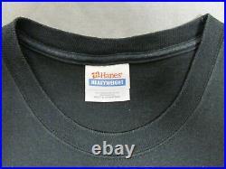 Free Talking Jigsaw Keychain + Saw 2004 Original Vintage XL Movie Promo Shirt