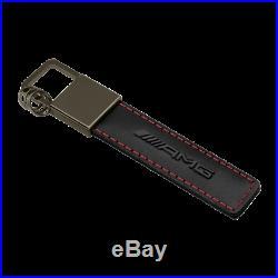 Genuine Mercedes-Benz Key ring traffic red B6 695 3337