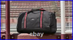 Genuine Mini Cooper Jcw Duffle Bag P/n 80222454539 Black