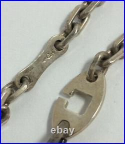 Hermes bag charm key chain pumpkin motif orange black silver leather cute