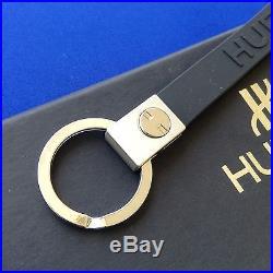 Hublot luxury black rubber key ring very rare 2016