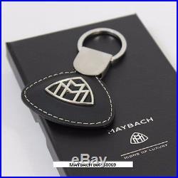 Keychain Maybach black S-Class X222 Original Maybach Selection NEW