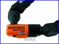 Kryptonite Evolution Series 4 1016 5.25 ft Integrated Chain 2-Pack