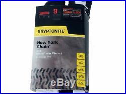 Kryptonite New York Chain Evolution Series-4 Disc Lock 999522 5'5'' 170cm x12mm