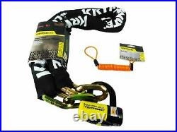 Kryptonite New York Fahgettaboudit 5ft 1415 Chain withNY Disc Lock & Reminder