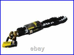 Kryptonite New York Fahgettaboudit Chain with Disc Lock 1415 5' 150cm x 14mm