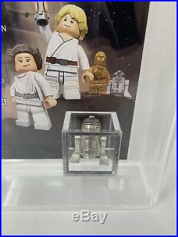 LEGO Star Wars Solid Sterling Silver R2-D2 1/10 Black Box VIP Sweepstakes with CoA