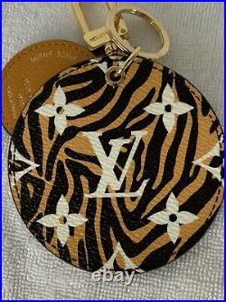 LOUIS VUITTON Authentic Giant Monogram JUNGLE Bag Charm/Key Holder BNiB