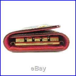LOUIS VUITTON M60044 key holder Multicles 4 Monogram Multicolore canvas