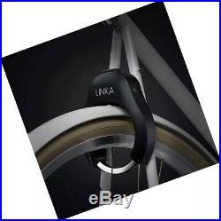 Linka Lock Smart Bike Lock & Heavy Duty Chain Automatic Bluetooth Opening