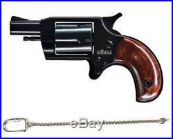 Little Joe black edition 6mm Gun Keychain Keyring