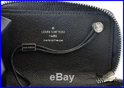Louis Vuitton Car Key Case Black Monogram nwt