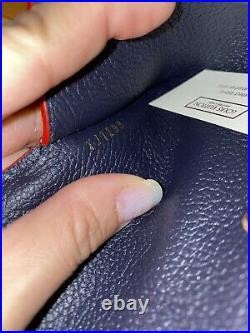 Louis Vuitton Empreinte Key Pouch Cles Marine Rogue
